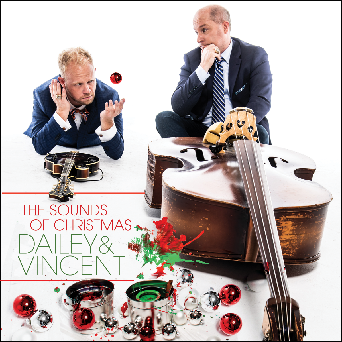 Dolly Parton Christmas Album.Dailey Vincent S New Christmas Album Featuring Dolly