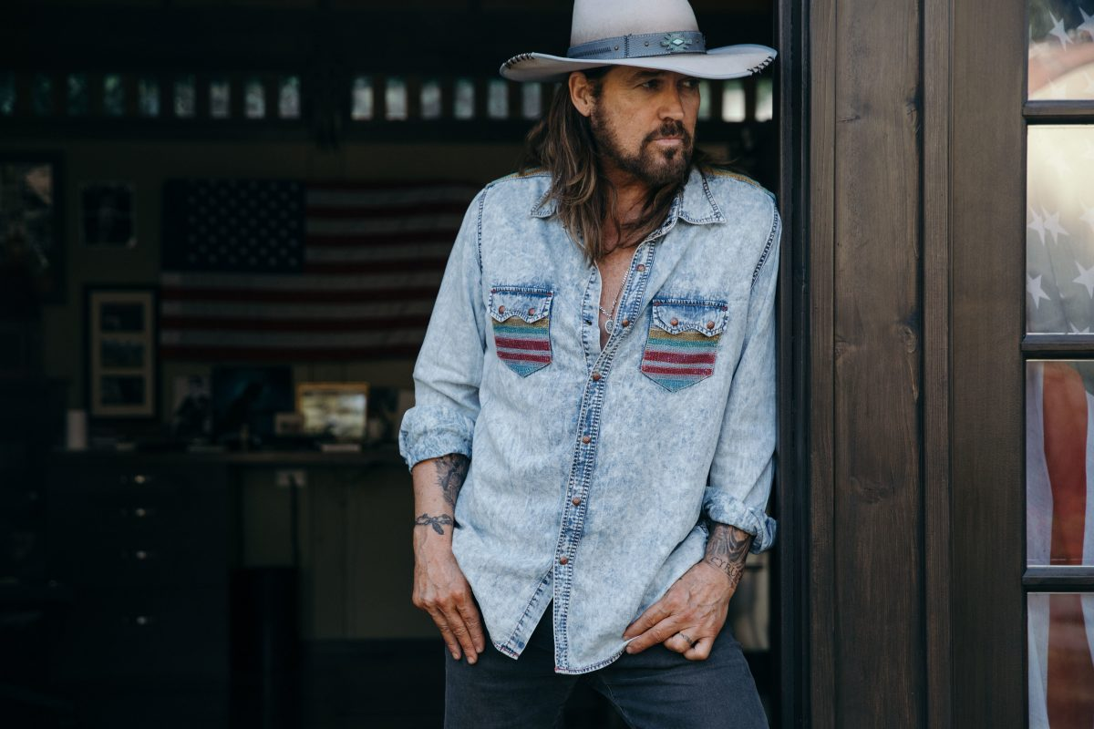 BMG to Release Much-Anticipated Billy Ray Cyrus Album The