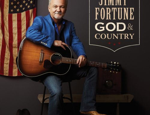 JIMMY FORTUNE ANNOUNCES NEW ALBUM GOD & COUNTRY AVAILABLE MAY 24