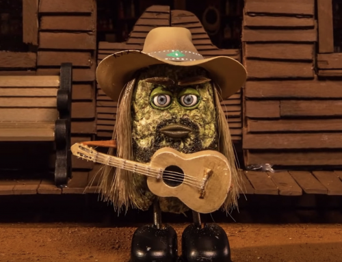 "Billy Ray Cyrus Portrays 'Surreal' Weed Nugget in 'Country Rock'  Animation for ""Angel in my Pocket"""