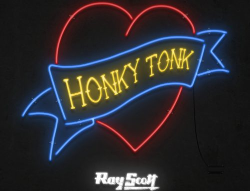 "Ray Scott Releases New EP ""Honky Tonk Heart"" Available Now"