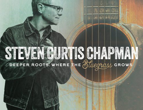 "STEVEN CURTIS CHAPMAN'S ""DIVE"" TOPS THE BLUEGRASS TODAY WEEKLY AIRPLAY CHART"