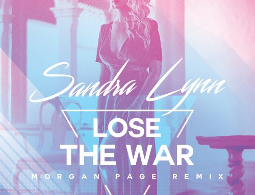 "SANDRA LYNN NAMED NOISETRADE EMERGING ARTIST AS ""LOSE THE WAR (MORGAN PAGE REMIX)"" VIDEO DEBUTS ON PASTEMAGAZINE.COM"