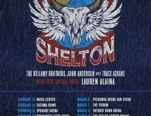 "Bellamy Brothers Join Blake Shelton For ""Friends and Heroes 2020"" Tour"