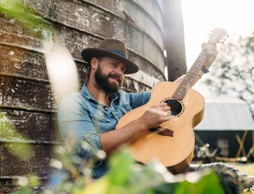Lewis Brice Wins International Song of the Year at British Country Music Association Award Show