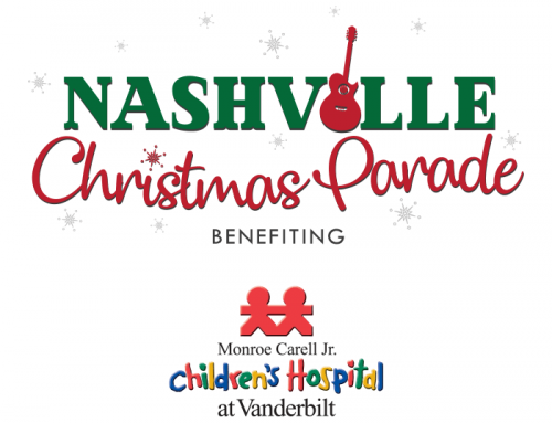 NASHVILLE CHRISTMAS PARADE FEATURES PERFORMANCES BY LEWIS BRICE, J.T. HODGES, LUCAS HOGE, SANDRA LYNN AND MORE SATURDAY, DEC. 7