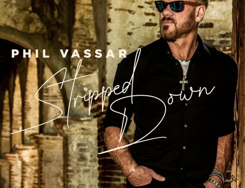 Phil Vassar Releases Stripped Down