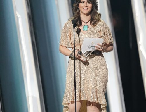Jenee Fleenor Readies New Music Following CMA Musician of the Year Win
