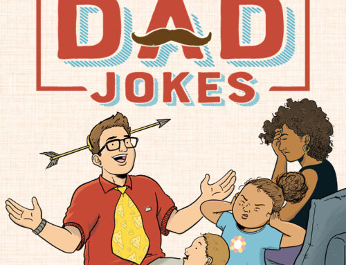 "Best-Selling Author Adrian Kulp Releases Fifth Book ""World's Greatest Dad Jokes"""