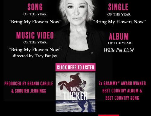 For Your CMA Consideration: Tanya Tucker