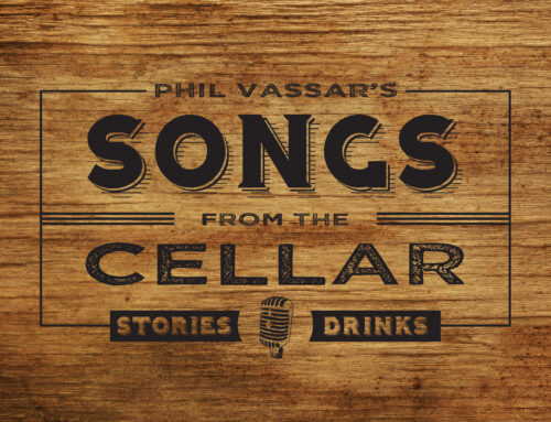 SEASON 2 OF PHIL VASSAR'S SONGS FROM THE CELLAR PREMIERES ON CIRCLE TONIGHT AT 8 P.M. ET