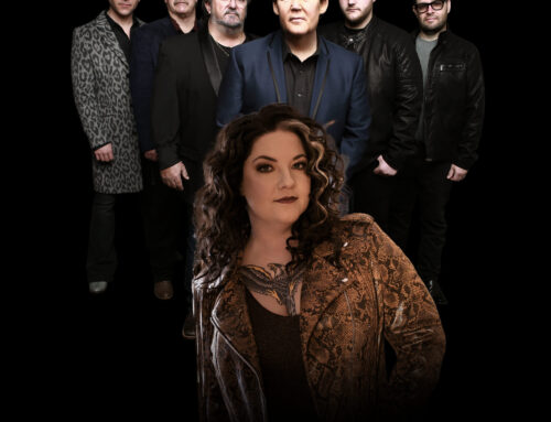 """SHENANDOAH RELEASES """"IF ONLY"""" WITH ASHLEY MCBRYDE"""