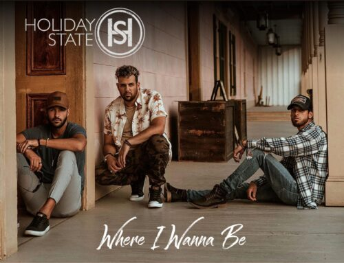 "HOLIDAY STATE RELEASES ""WHERE I WANNA BE"""