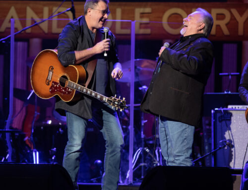Gene Watson Reflects on Vince Gill's Surprise Invitation to Join the Grand Ole Opry Ahead of One Year Anniversary