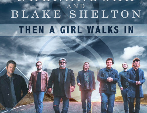 """Shenandoah Releases """"Then A Girl Walks In"""" with Blake Shelton to Radio"""
