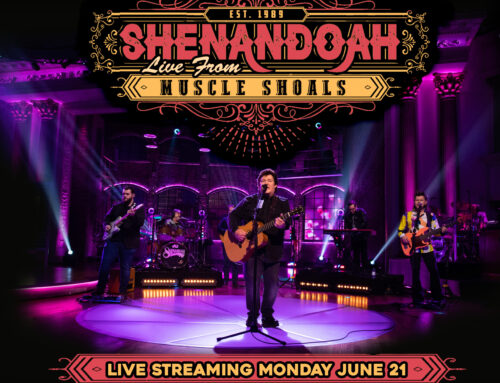 Shenandoah Partners With Sessions Live For Live Stream Event In Muscle Shoals