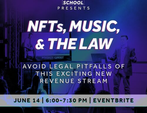 NFTs, Music & The Law, Hosted by Attorney Colin Maher and non-profit Helping Our Music Evolve (HOME), Set for June 14 at 6 p.m.