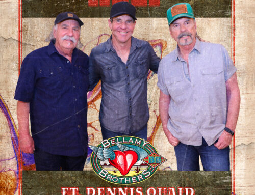 """Bellamy Brothers Release """"I Can Help"""" Feat. Dennis Quaid"""