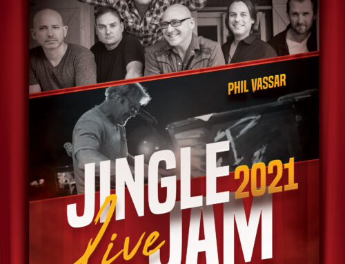 "Phil Vassar and Sister Hazel Announce Christmas Tour ""Jingle Jam Live"""